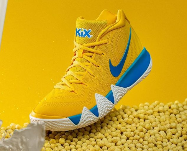 57da3be32bd2 On Sale  General Mills x Nike Kyrie 4