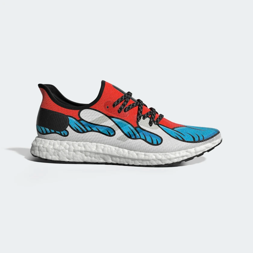 8ddbdffb Now Available: Aaron Kai x adidas Speedfactory AM4LA — Sneaker Shouts