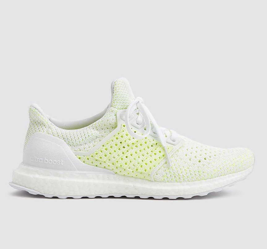 Adidas Ultraboost Clima Solar Yellow : Sneakers