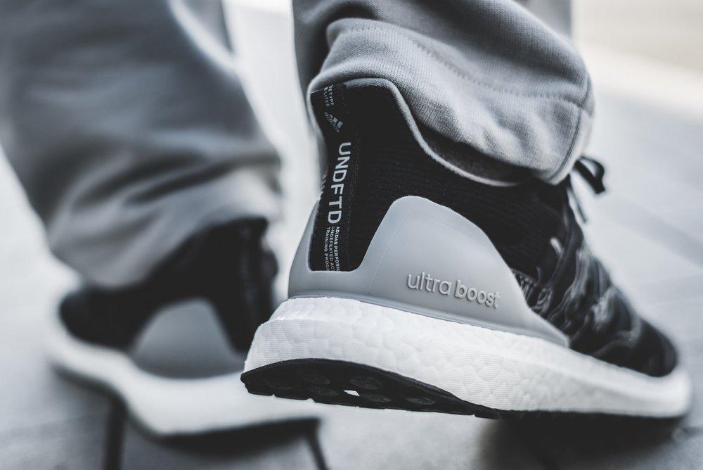 4f11daae1 On Sale: Undefeated x adidas Ultra Boost LTD