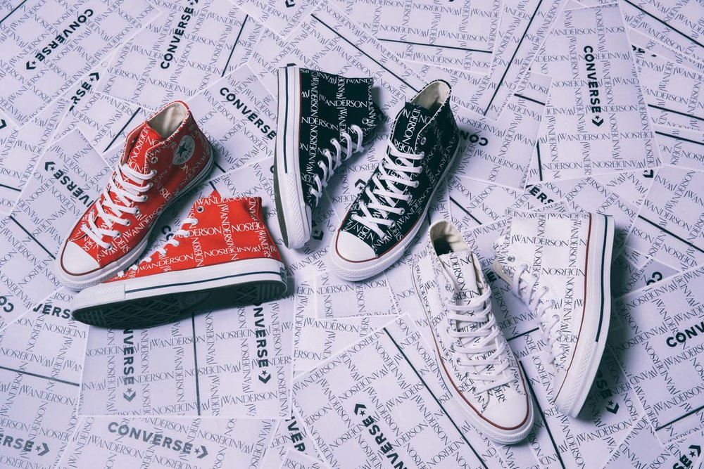 On Sale  JW Anderson x Converse Chuck Taylor 1970s — Sneaker Shouts 4fbd04a82