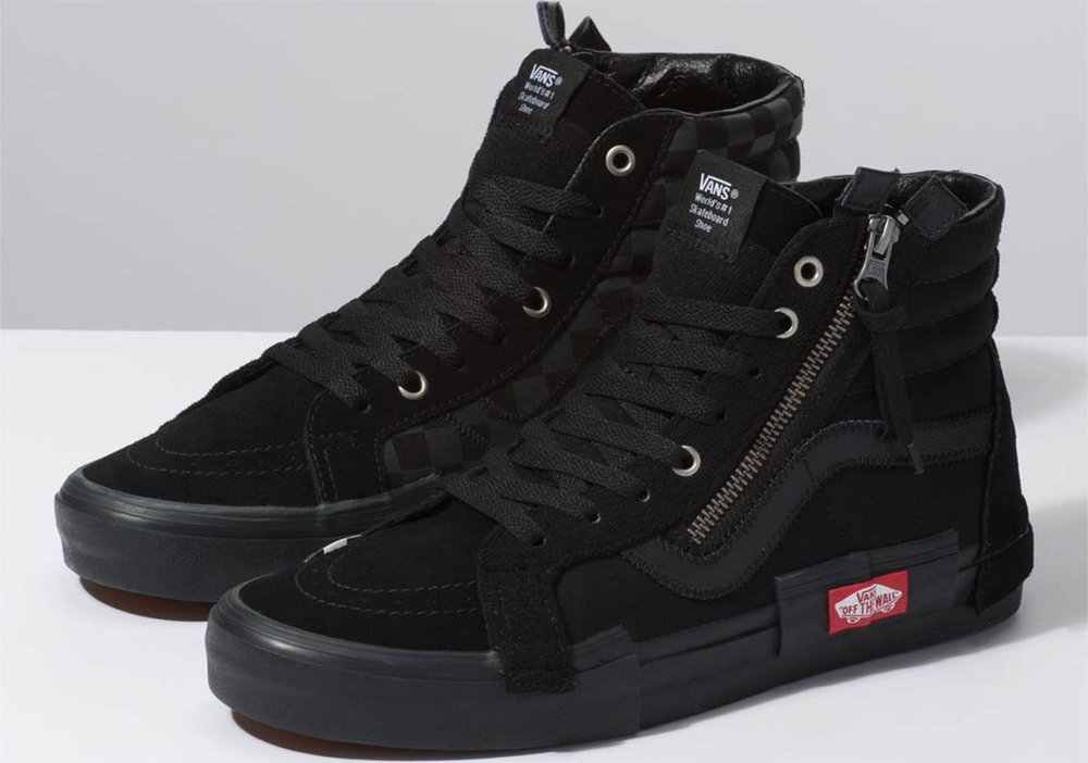 89cbb38714a Now Available  Vans SK8-Hi Reissue Deconstructed