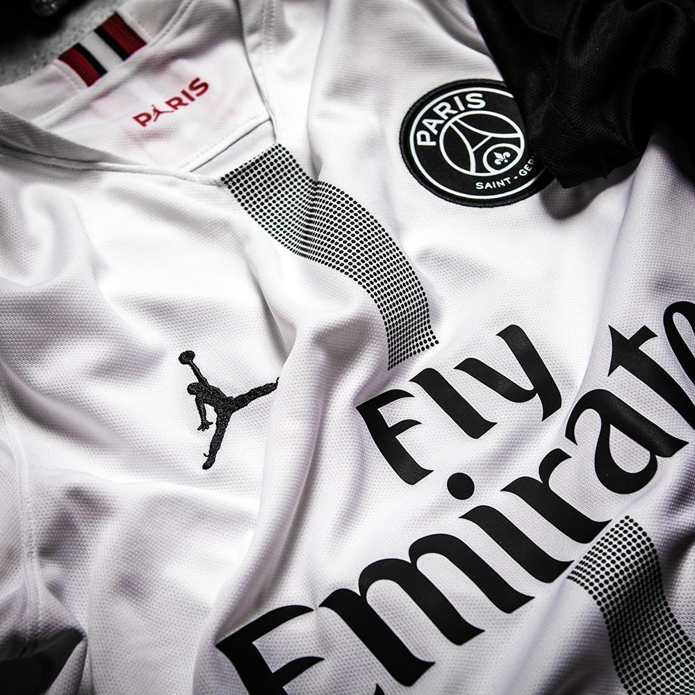 finest selection 42345 d626d Restock: Air Jordan PSG Stadium Soccer Jerseys — Sneaker Shouts