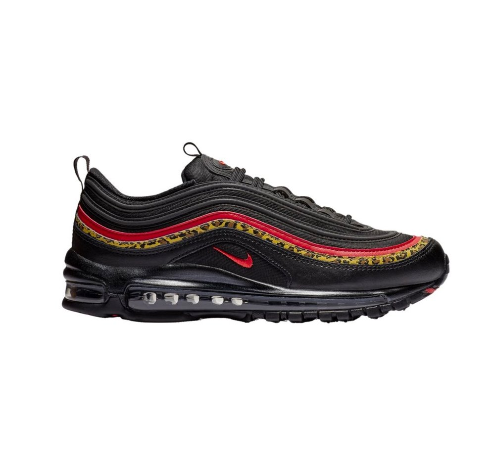 huge selection of 61e0b 6ee1a Now Available  Women s Nike Air Max 97 Leopard Print