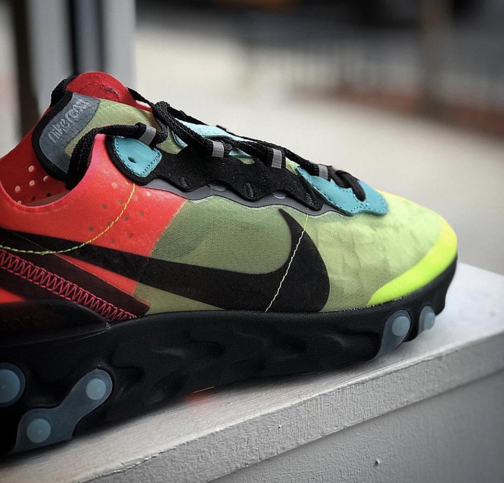 4e5cafa1205c6 Restock  Nike React Element 87