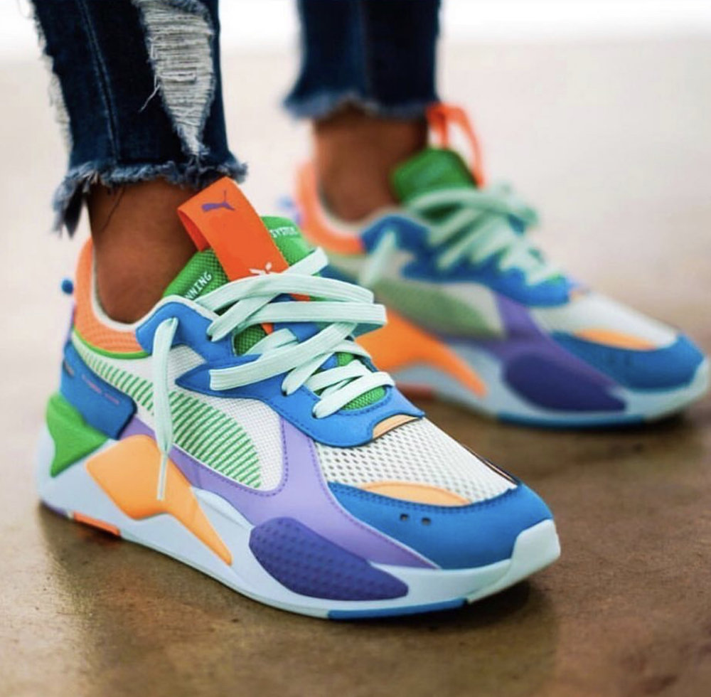 0bcee24a07bca Now Available: Women's Puma RS-X Toys