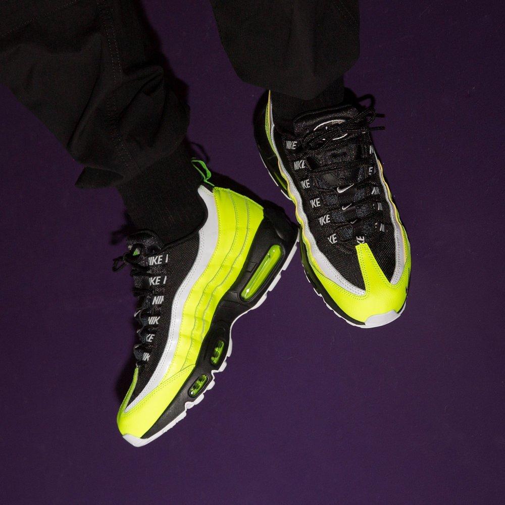 5ea040185e On Sale: Nike Air Max 95 Premium