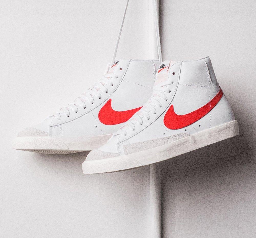 1360af0022d9 Restock  Nike Blazer Mid Vintage 77