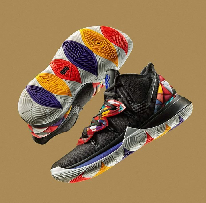 Now Available: Nike Kyrie 5 \