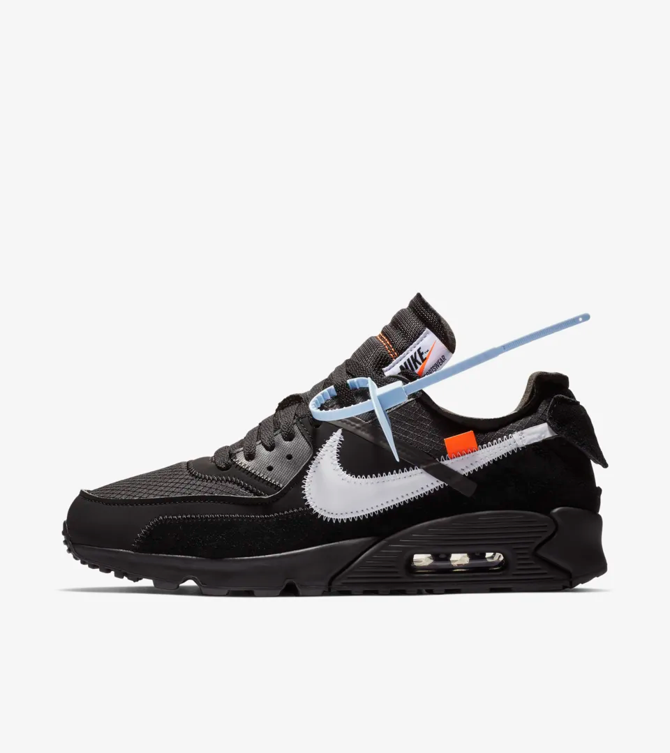 Now Available: Off White x Nike Air Max 90
