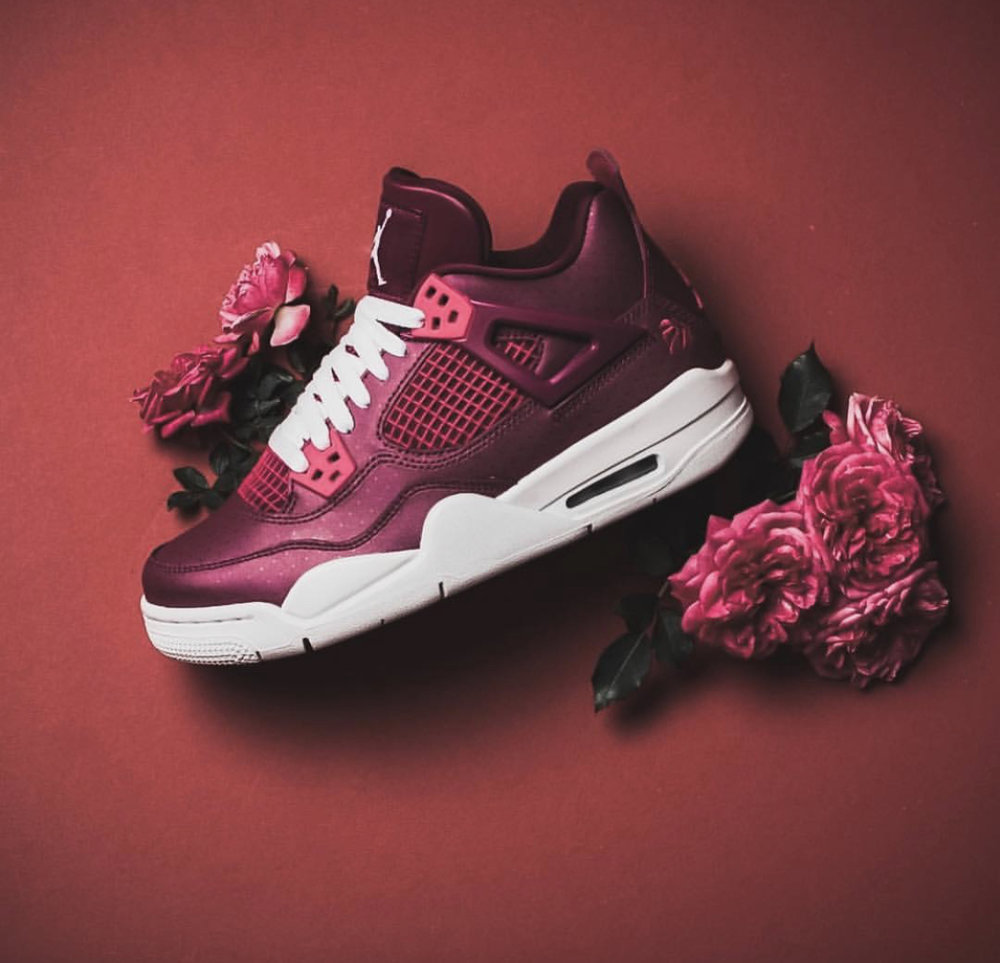 49af4f08f47964 Now Available  GS Air Jordan 4 Retro