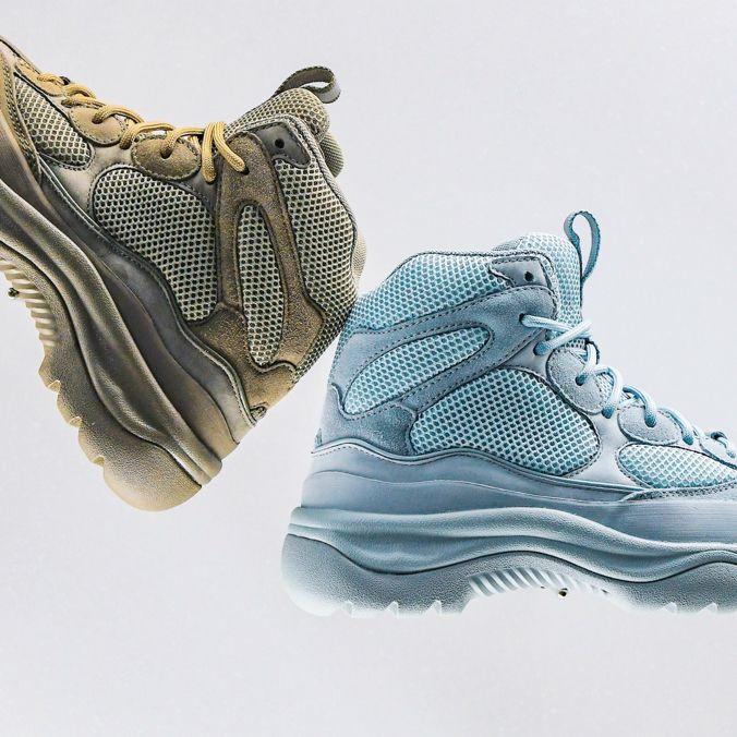 c7de29ff84296 On Sale  Yeezy Season 7 Desert Boots — Sneaker Shouts