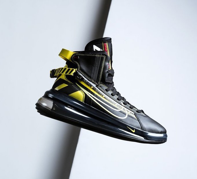 new styles 6ff56 5deee Now Available  Nike Air Max 720 Saturn QS