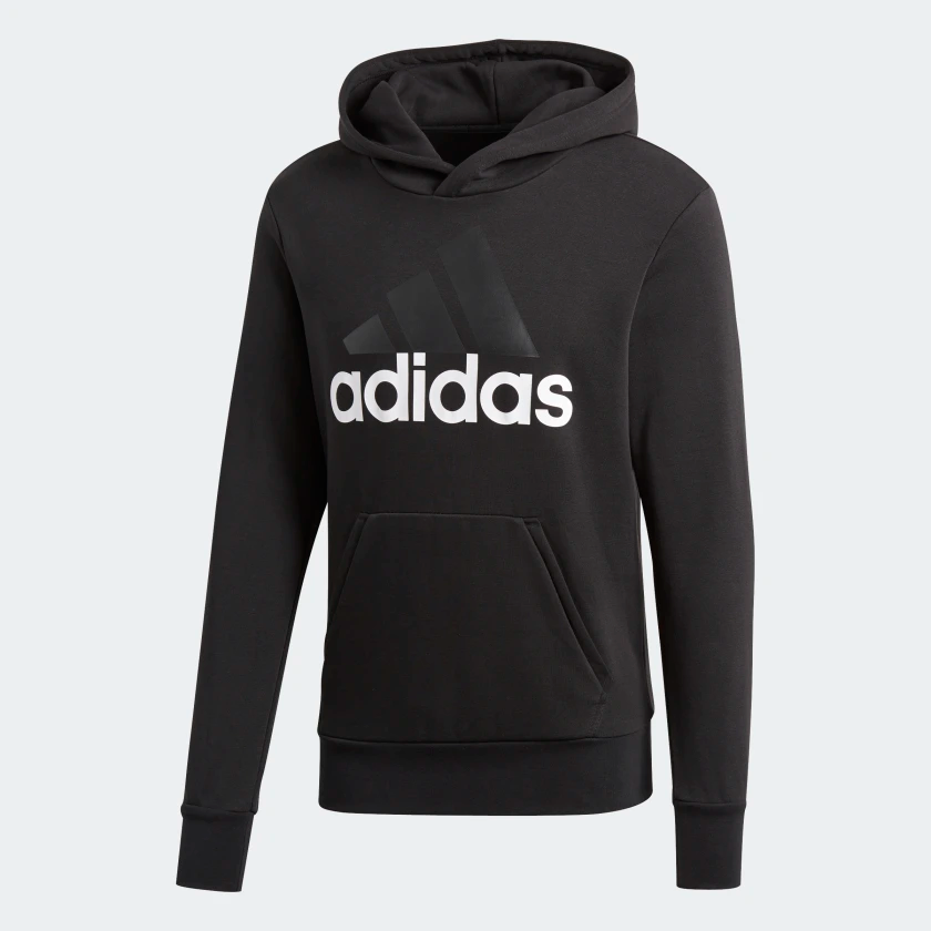 Essentials_Linear_Pullover_Hoodie_Black_S98772_01_laydown.png