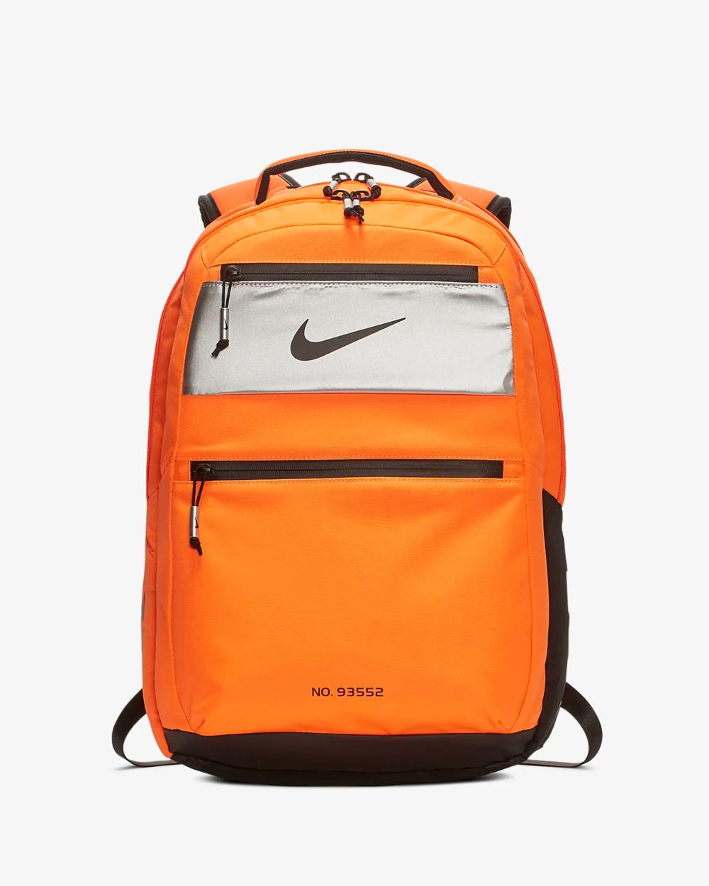 903dd6334fff On Sale  NASA x Nike PG Departure Backpack in Orange — Sneaker Shouts