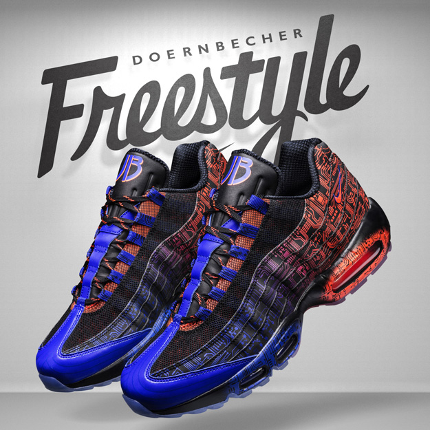 new product edc79 9ec9e 2015-Nike-Doernbecher-Freestyle-XII-Air-Max-95.