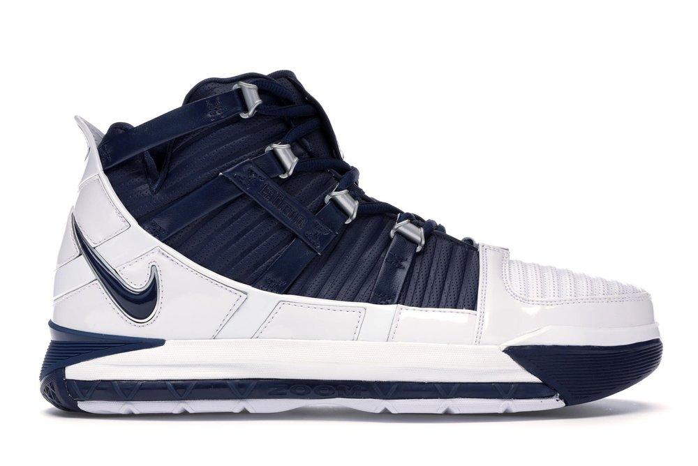 5a3fec8c71be Restock  Nike Zoom LeBron 3