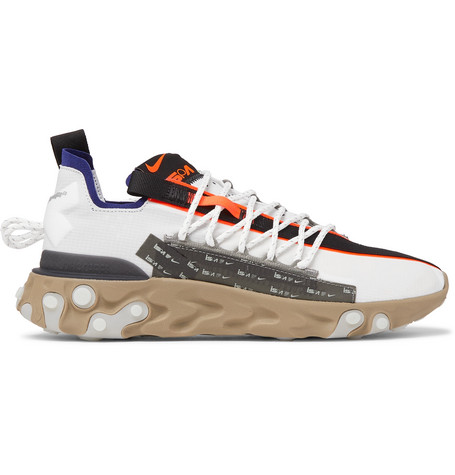 Now Available: Nike React Runner WR ISPA Low — Sneaker Shouts