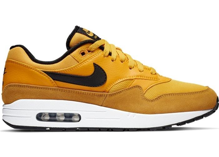 nike air max 1 premium university gold