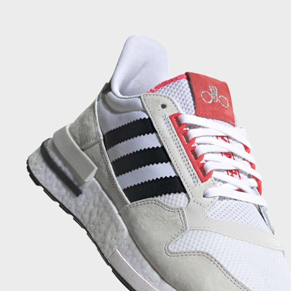 81196b95983 Now Available  FOREVER x adidas ZX 500 RM Boost