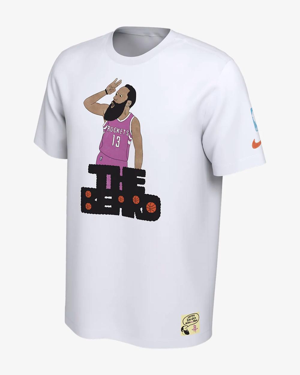gangster-doodles-the-beard-mens-nba-nickname-t-shirt-g7V1Rt.png