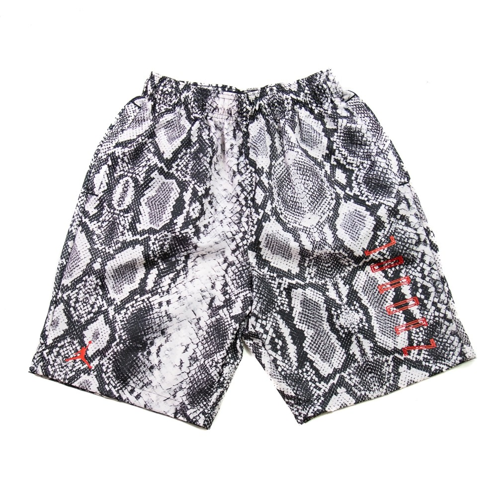 size 40 573bd 7622f Now Available  Air Jordan 11 Snakeskin Shorts — Sneaker Shouts