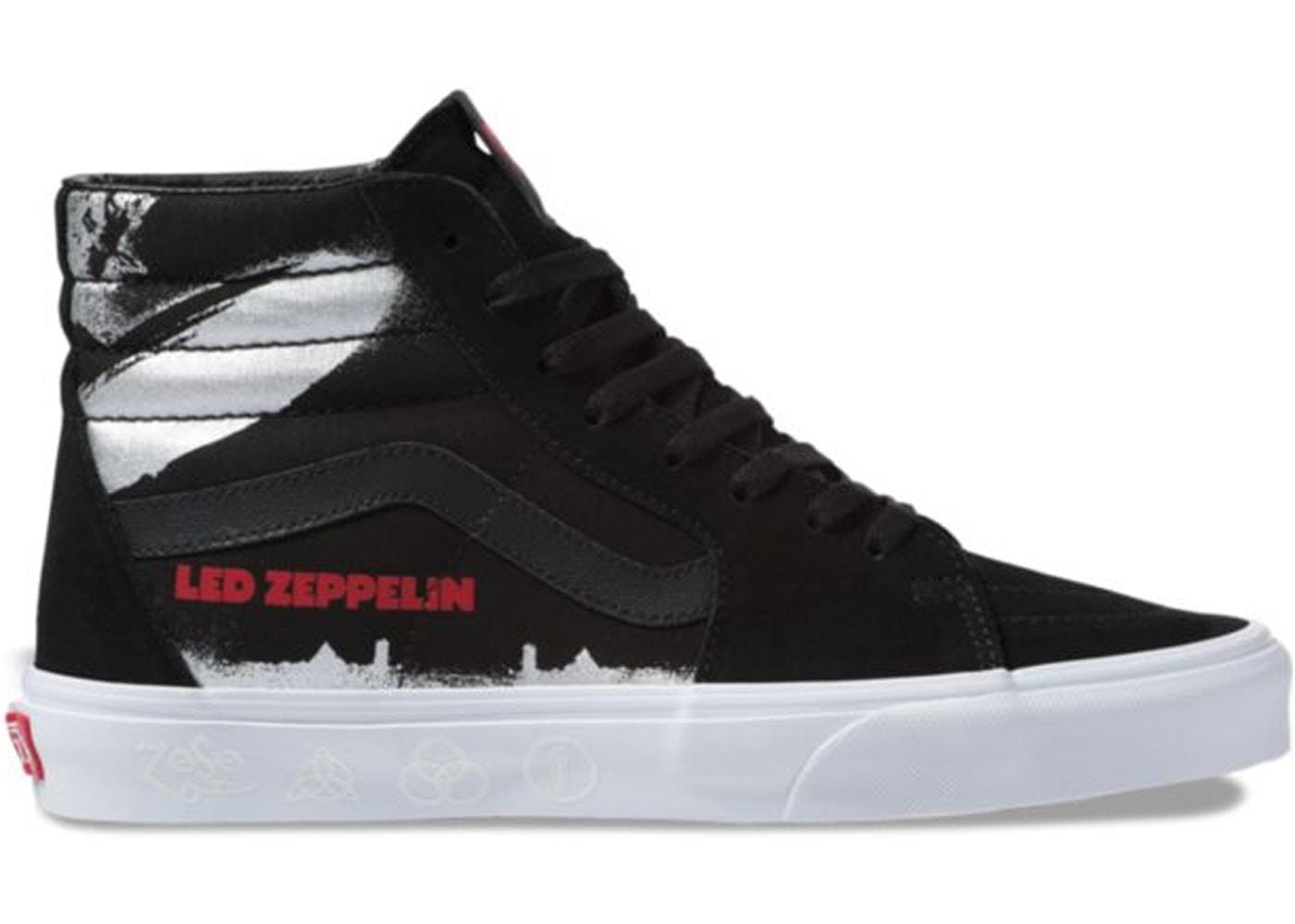 Restock: Led Zeppelin x Vans Skate