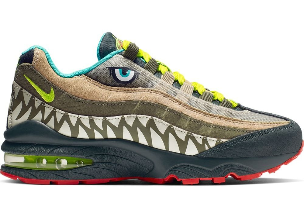 242bbfb53a0a4 Now Available  GS Nike Air Max 95