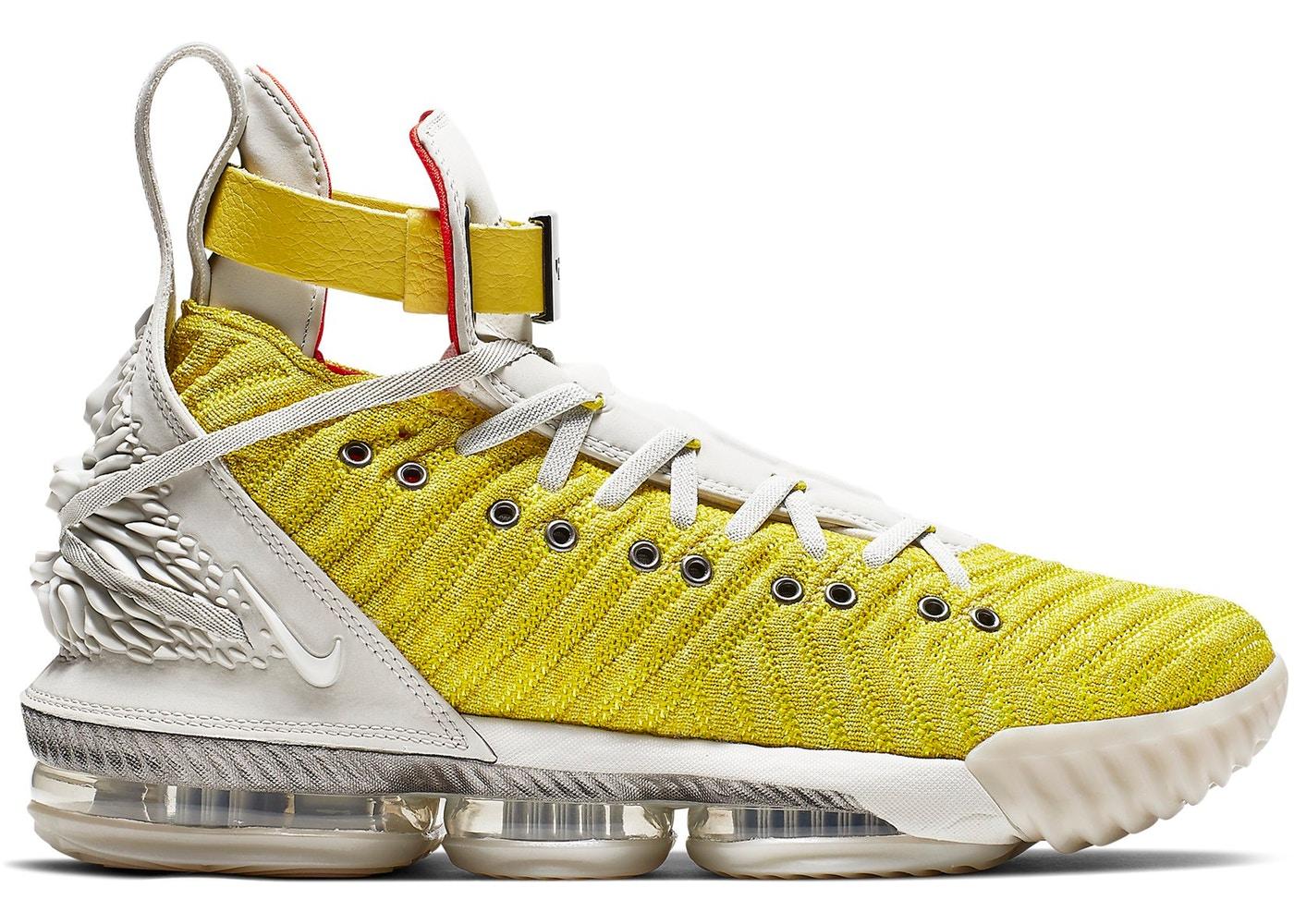 super popular 9d24f 210e7 Restock: Nike LeBron 16 HFR