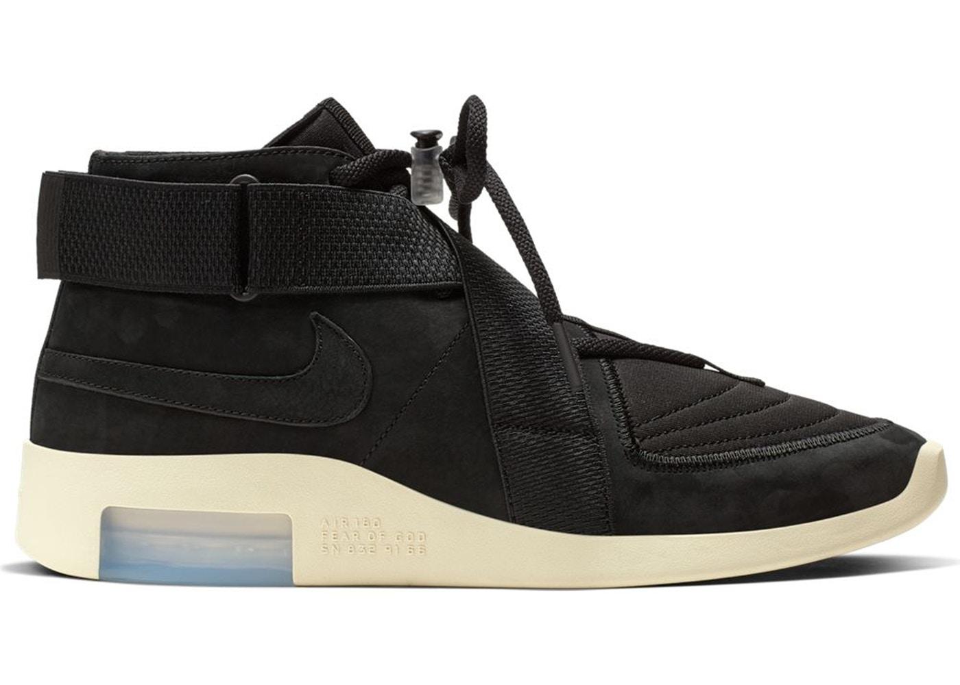on sale 08907 c4c2d Now Available  Fear of God x Nike Air Raid