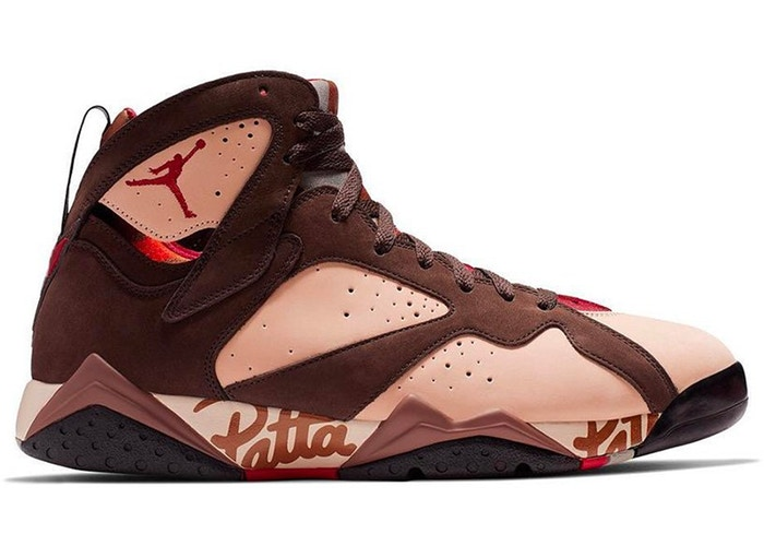 5358e3fc8ae2 Now Available  Patta x Air Jordan 7 Retro