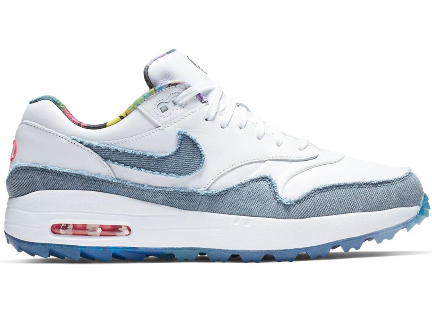 entrar rueda genéticamente  Now Available: Nike Air Max 1 Golf NRG