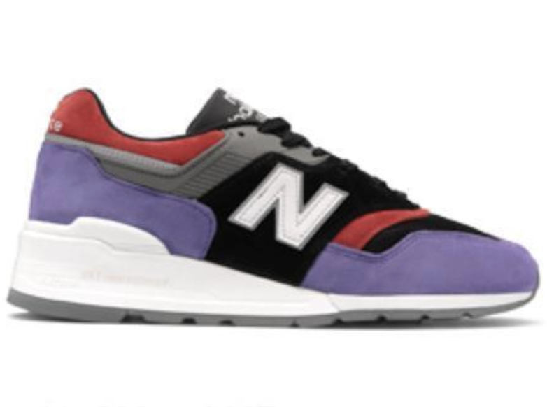 ad5d130fb35 Now Available: New Balance 997 Raptors
