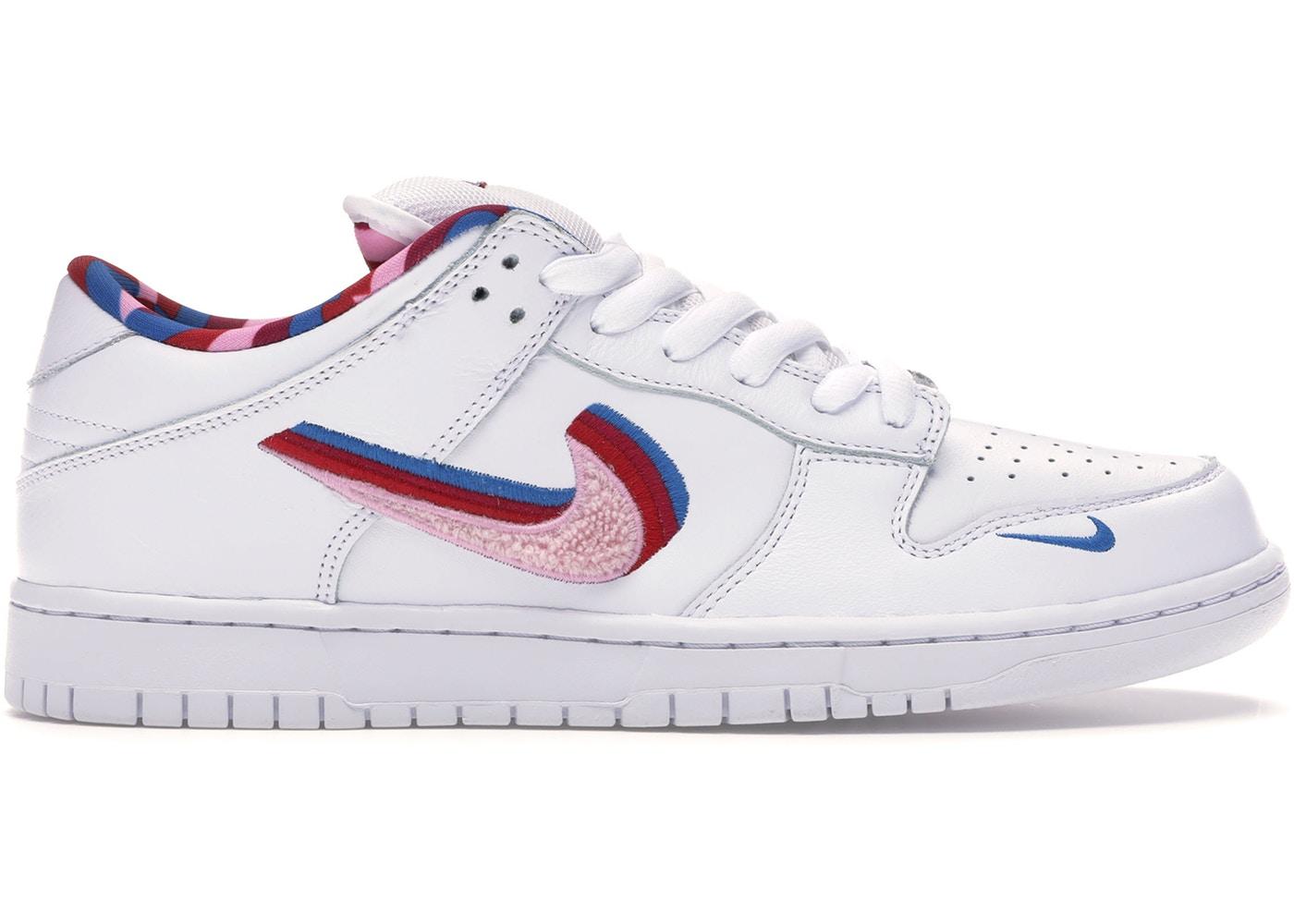 buy online 03af8 433de Now Available: Parra x Nike SB Dunk Low