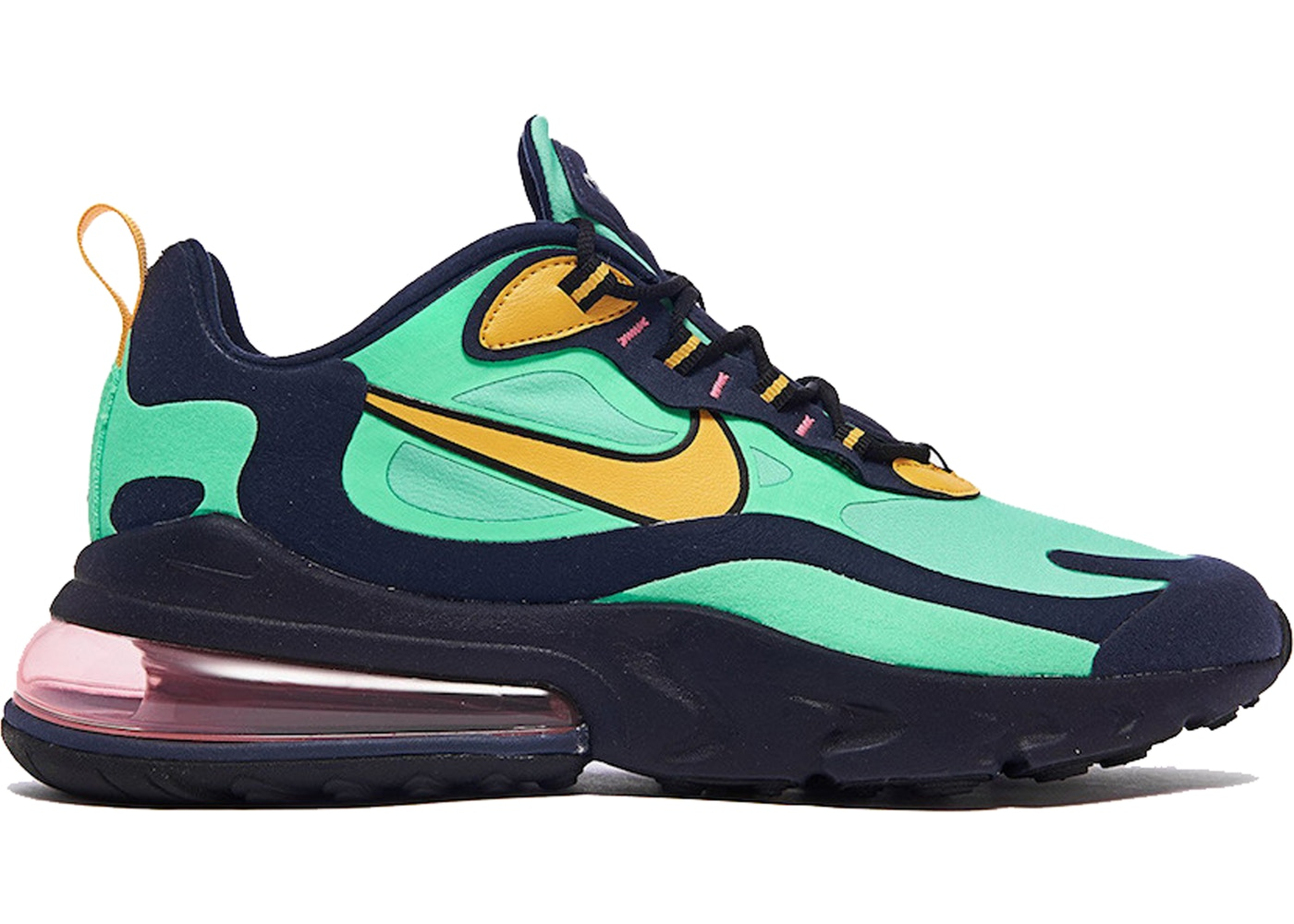Tenis nike air max 270 react masculino ao497 1 400 Artwalk