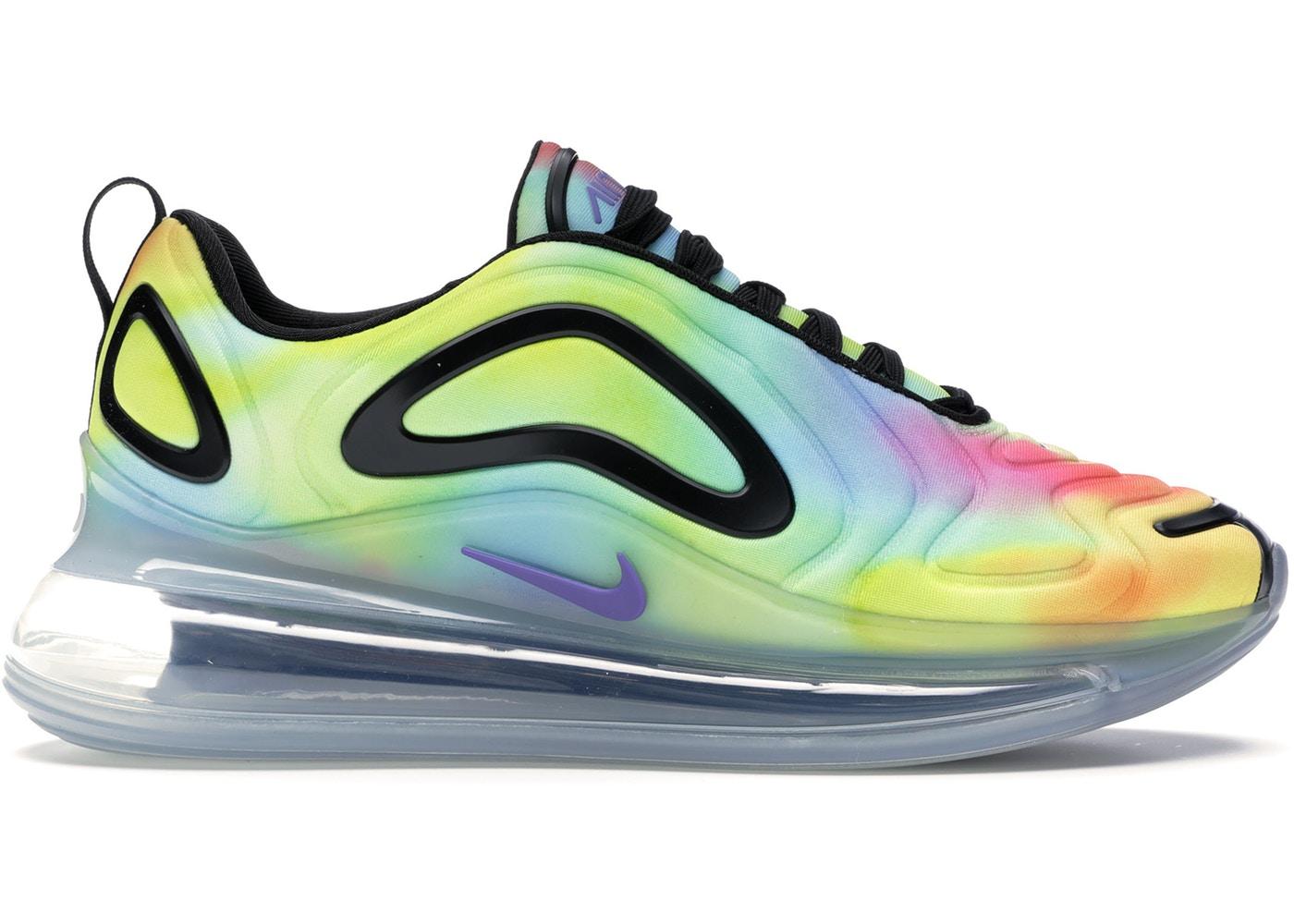santo diseñador Aumentar  On Sale: Nike Air Max 720 Tie Dye