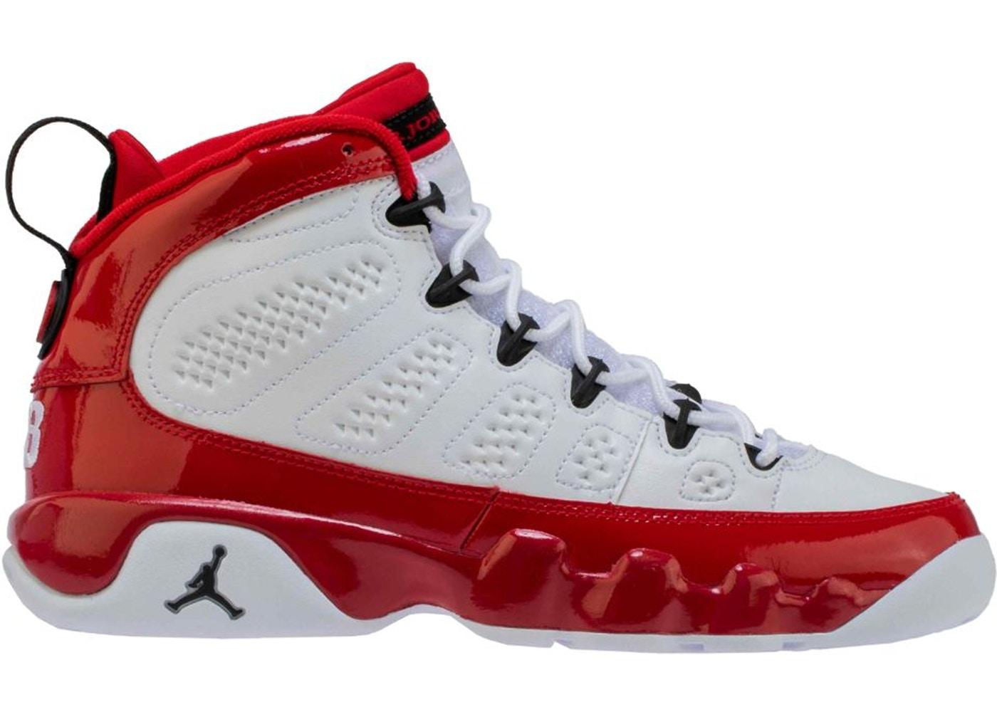 Restock: Air Jordan 9 Retro \