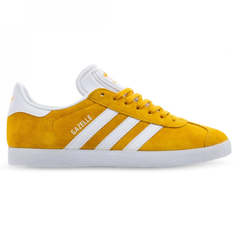 adidas gazelle gold