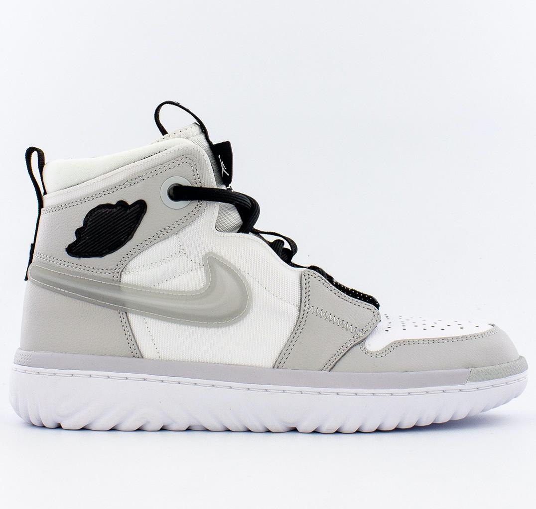 Now Available Air Jordan 1 High React Fog Sneaker Shouts