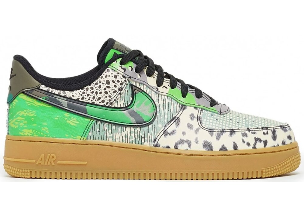 Extra 50% Off Nike Air Force 1 City Pack NYC
