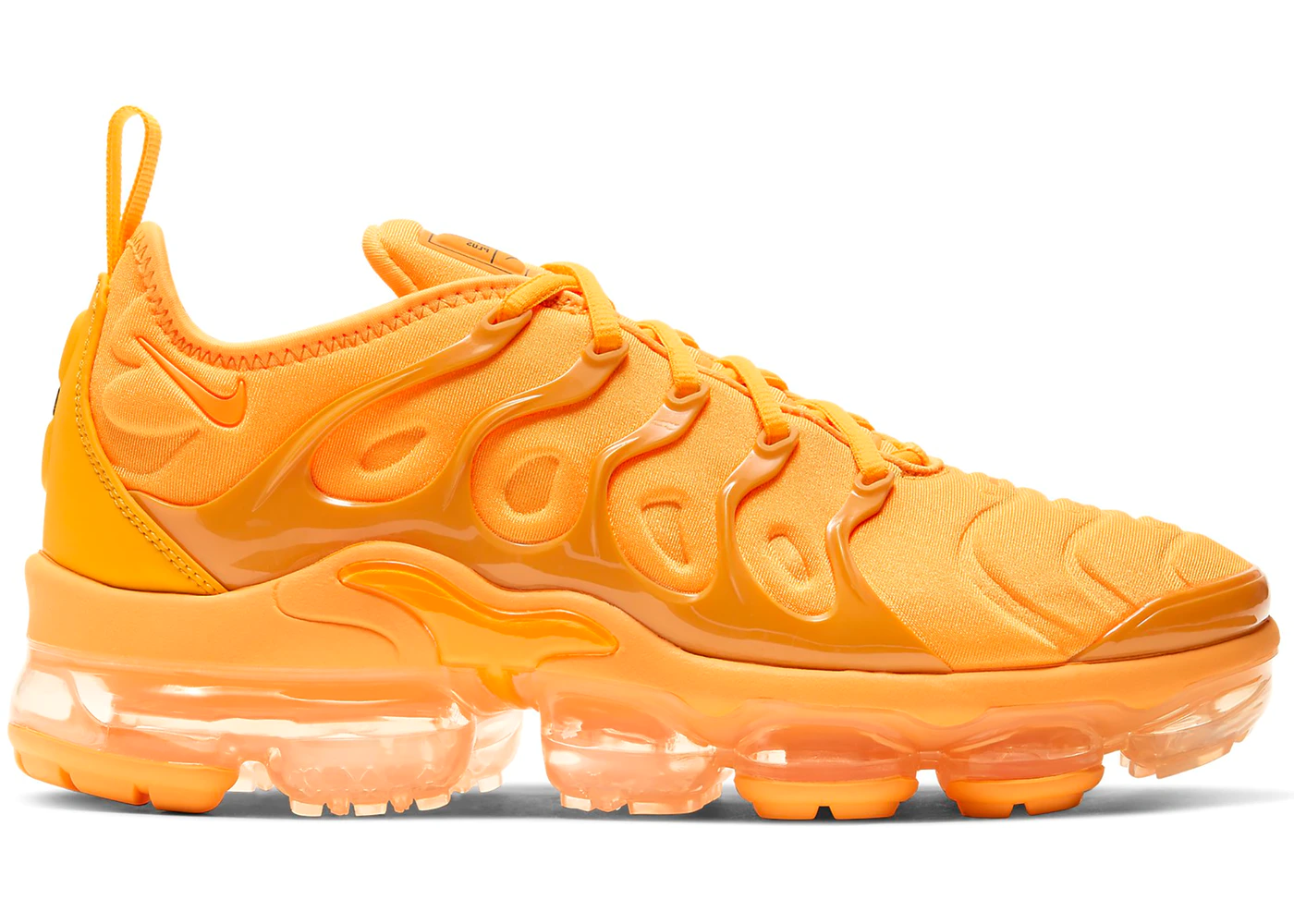 vapormax plus women's orange \u003e Factory