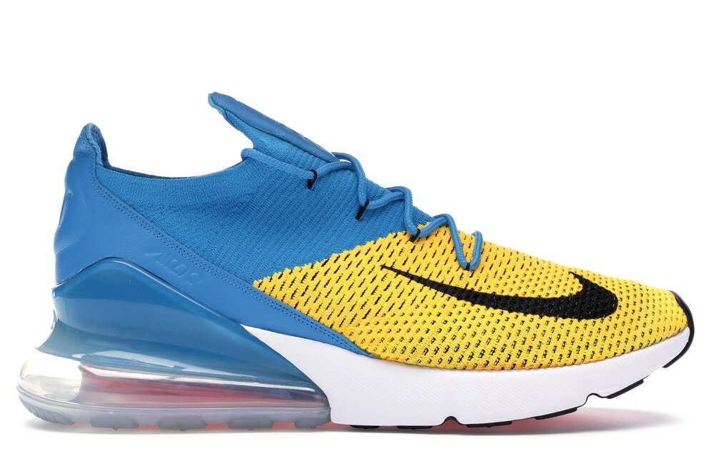 pretty nice d7d9f adaff On Sale: Nike Air Max 270 Flyknit