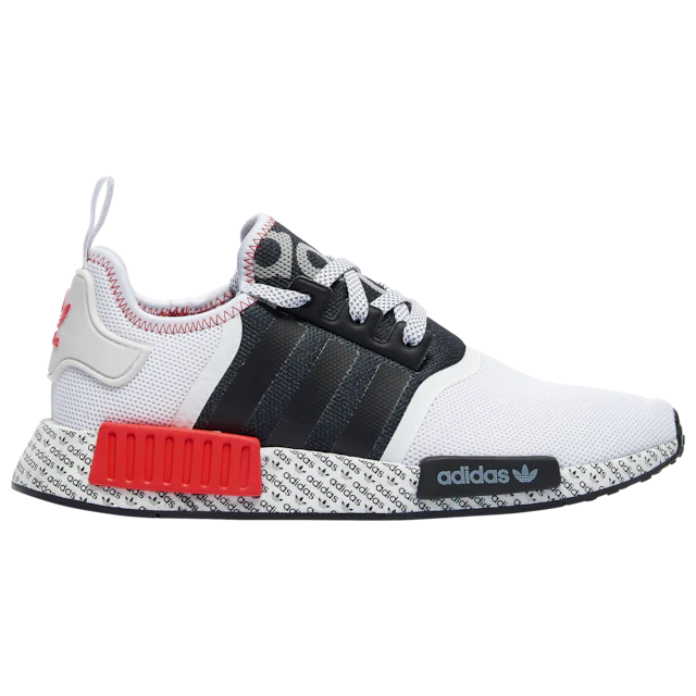 On Sale Adidas Nmd R1 White Black Sneaker Shouts