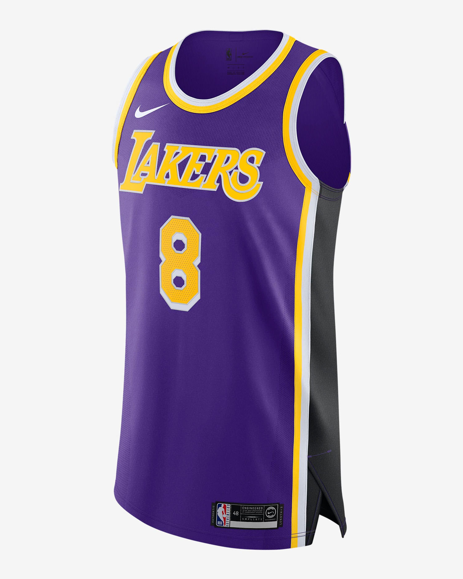 Restock: Nike NBA Kobe Bryant Lakers Statement Jersey — Sneaker Shouts
