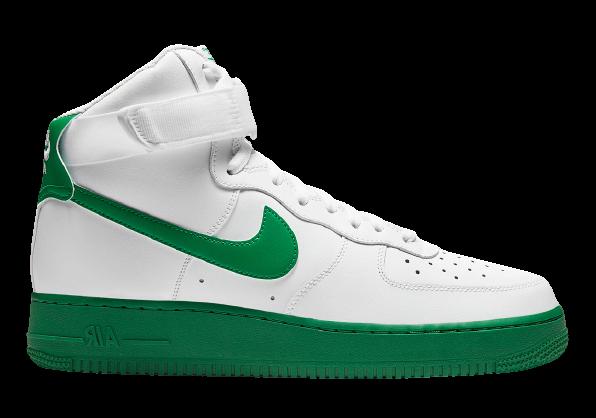 green af1 low