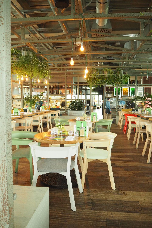 Neni Restaurant - 25Hour Bikini Hotel