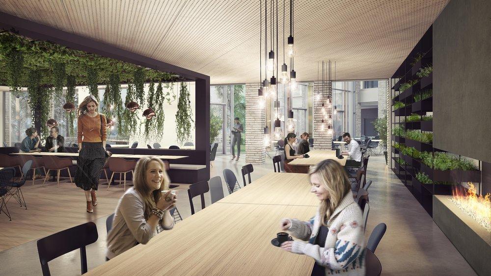 Illustrasjon: 3D Estate / Krohnark