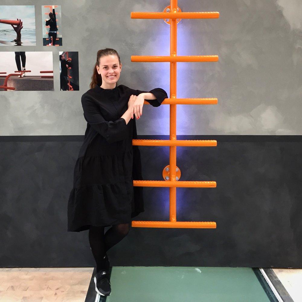 Caroline Smedsvig og hennes masterprosjekt