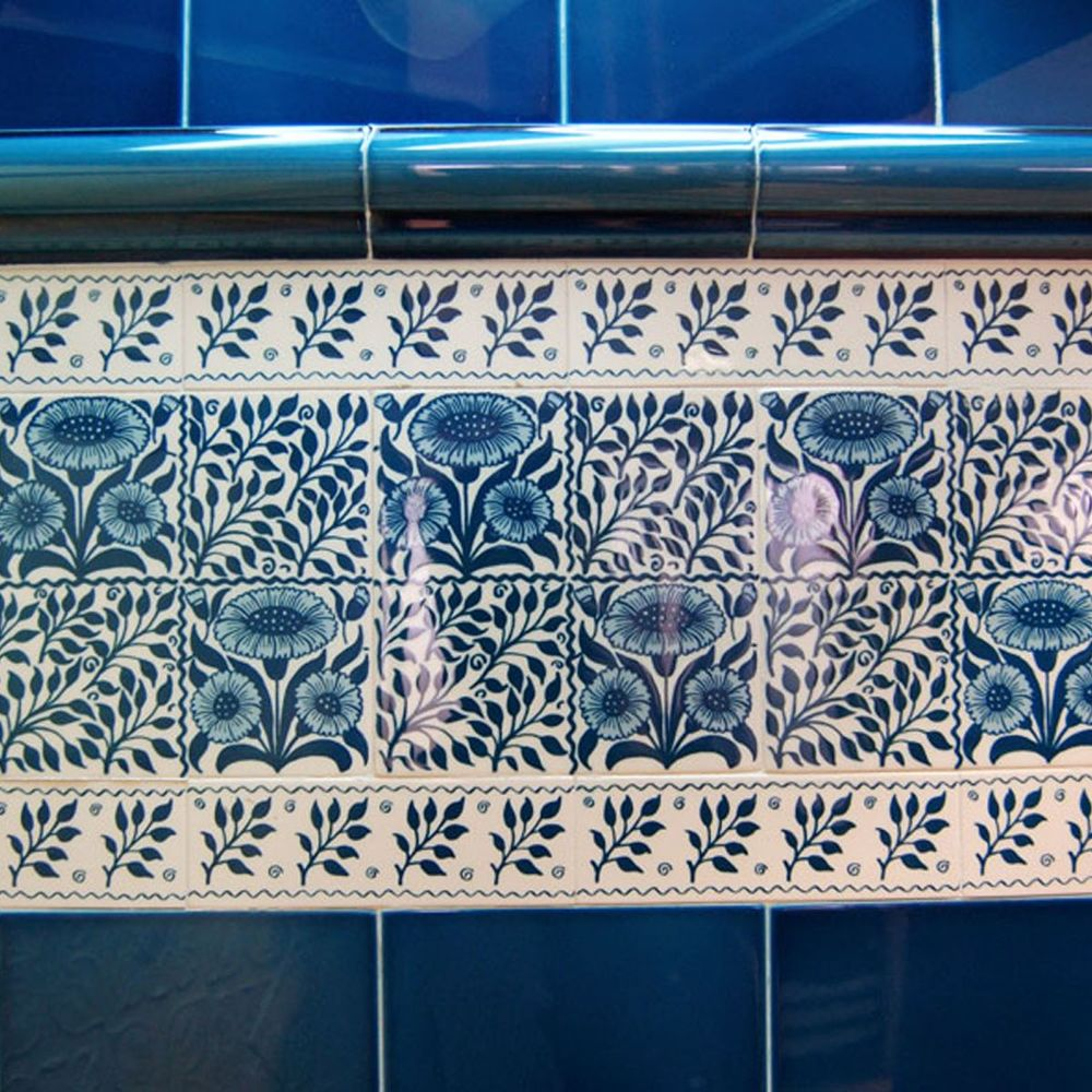 Handmade Wall Victorian Tile Source Inc