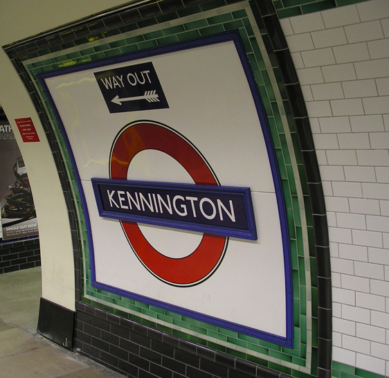 Kennington Station - Northern Line